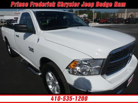 2013 RAM Ram Pickup 1500 for sale in Prince Frederick, MD