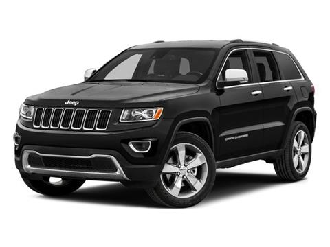 Black jeep grand cherokee