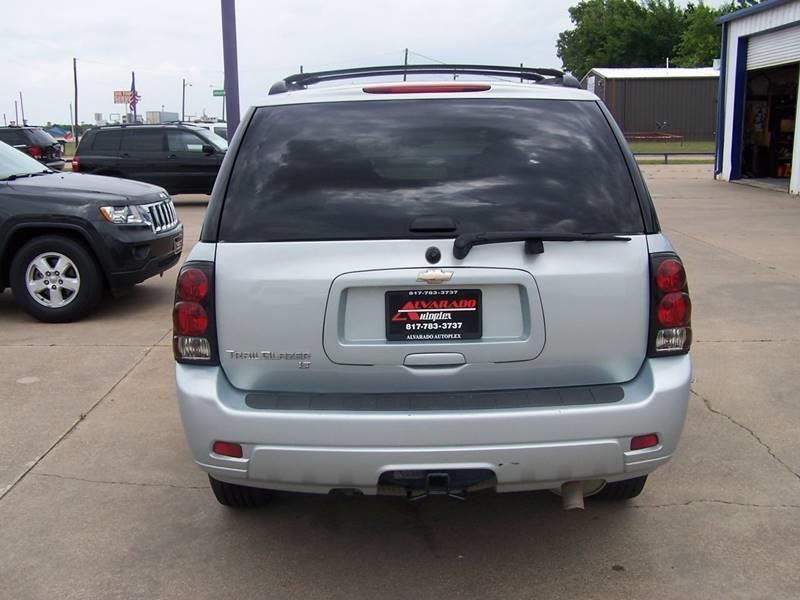 2007 Chevrolet TrailBlazer LT 4dr SUV - Alvarado TX