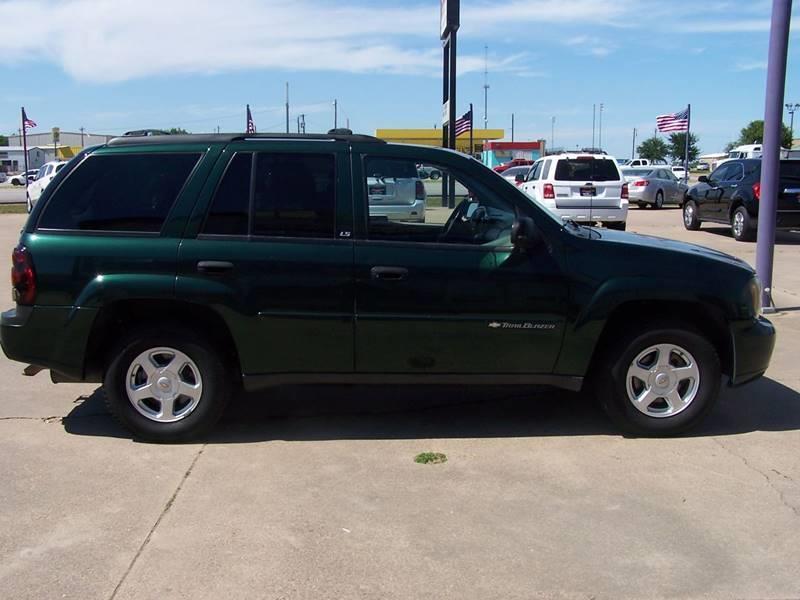 2002 Chevrolet TrailBlazer LS 2WD 4dr SUV - Alvarado TX
