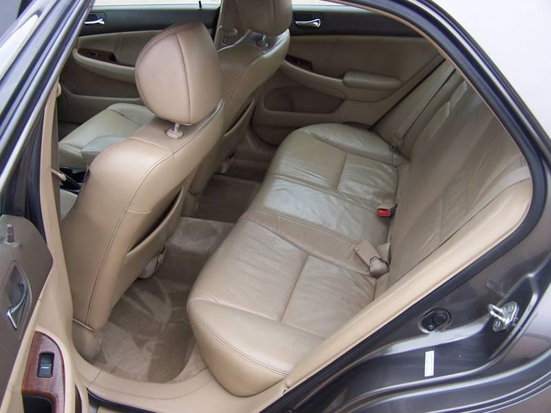 2007 Honda Accord EX-L V-6 4dr Sedan (3L V6 5A) - Alvarado TX