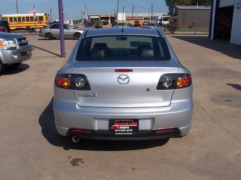 2005 Mazda MAZDA3 s 4dr Sedan - Alvarado TX