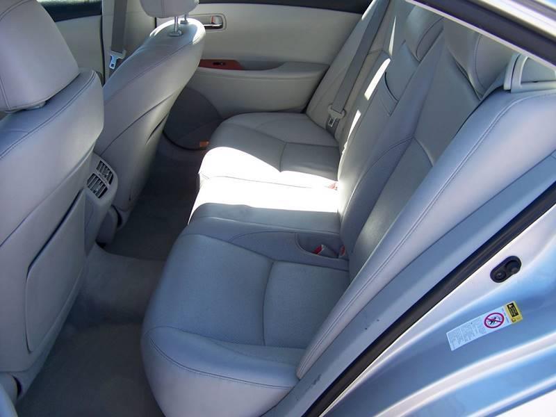 2007 Lexus ES 350 4dr Sedan - Alvarado TX