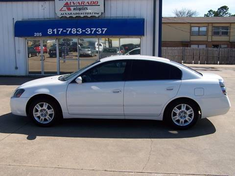 2006 Nissan Altima for sale in Alvarado, TX
