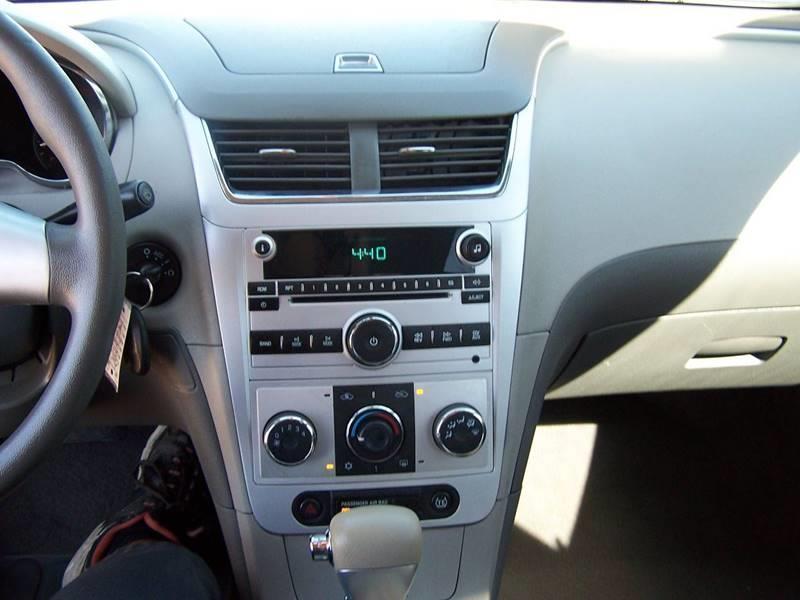 2010 Chevrolet Malibu LS Fleet 4dr Sedan - Alvarado TX