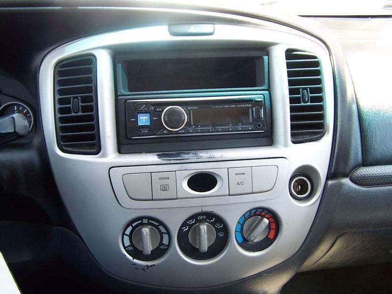 2006 Mazda Tribute i 4dr SUV w/Automatic - Alvarado TX