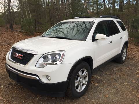 2009 GMC Acadia for sale in Haverhill, MA