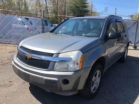 2006 Chevrolet Equinox for sale at Royal Crest Motors in Haverhill MA