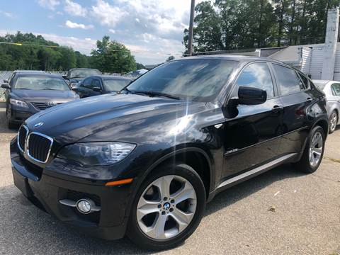 2009 BMW X6 for sale at Royal Crest Motors in Haverhill MA