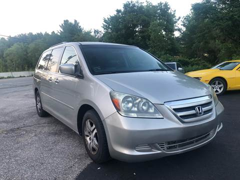 2005 Honda Odyssey for sale in Haverhill, MA