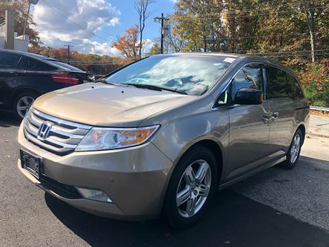 2011 Honda Odyssey for sale in Haverhill, MA