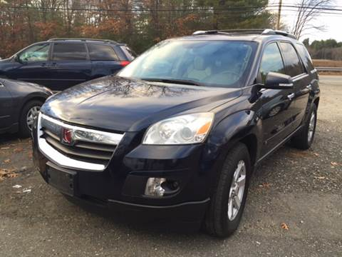 2008 Saturn Outlook for sale at Royal Crest Motors in Haverhill MA