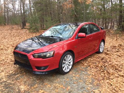 2008 Mitsubishi Lancer for sale at Royal Crest Motors in Haverhill MA
