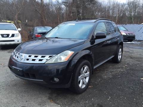 2005 Nissan Murano for sale at Royal Crest Motors in Haverhill MA