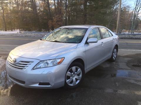 2009 Toyota Camry for sale at Royal Crest Motors in Haverhill MA