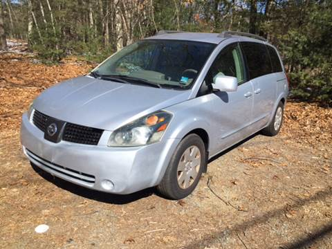 2004 Nissan Quest for sale at Royal Crest Motors in Haverhill MA