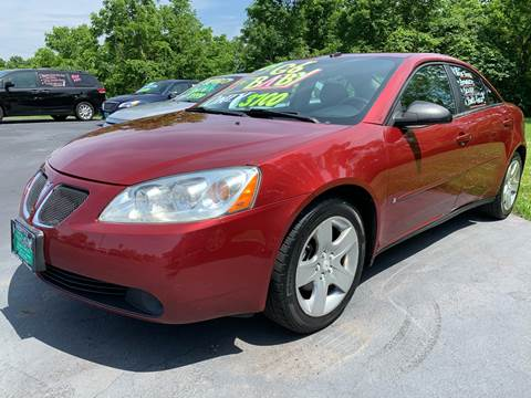 2009 Pontiac G6 for sale in Delaware, OH