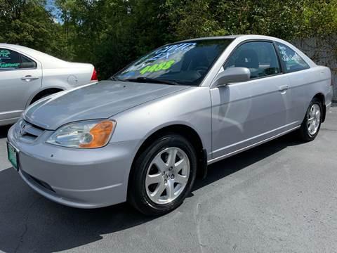 2003 Honda Civic for sale in Delaware, OH