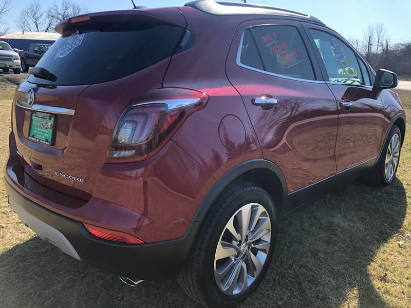 2017 Buick Encore Preferred 4dr Crossover - Delaware OH