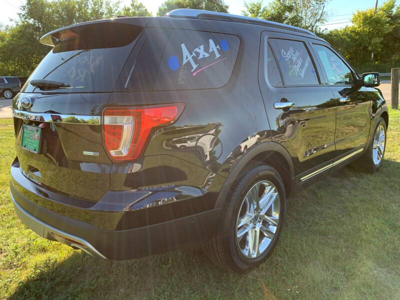2016 Ford Explorer AWD Limited 4dr SUV - Delaware OH