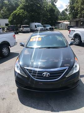 2014 Hyundai Sonata for sale in Valdosta, GA