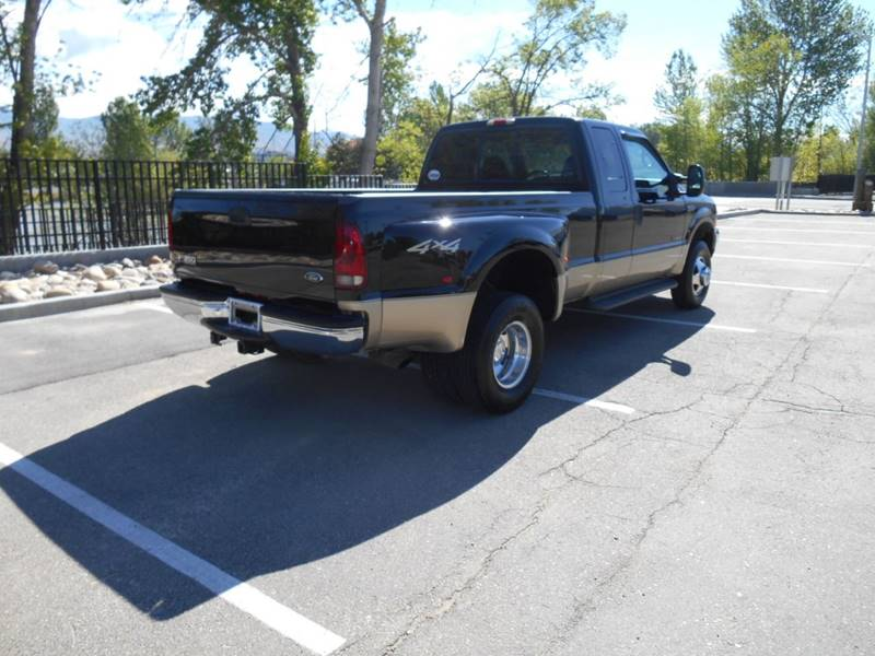 2000 Ford F-350 Super Duty 4dr Lariat 4WD Extended Cab LB - Boise ID