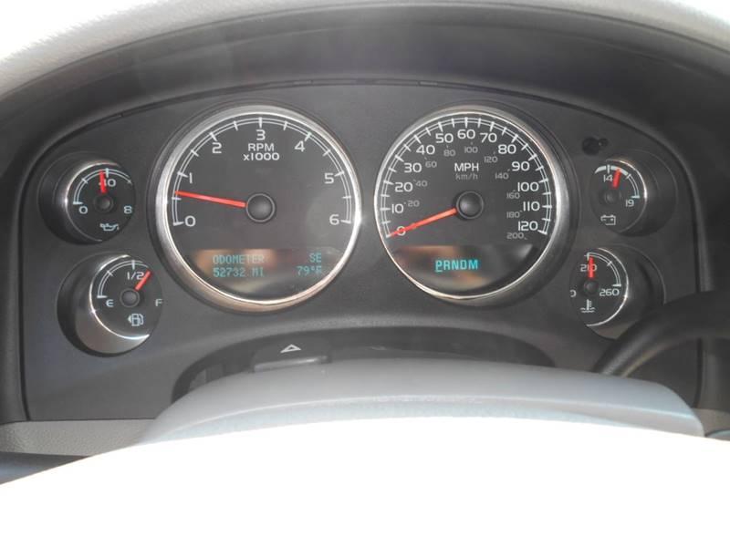 2012 Chevrolet Silverado 1500 4x4 LTZ 4dr Crew Cab 5.8 ft. SB - Boise ID