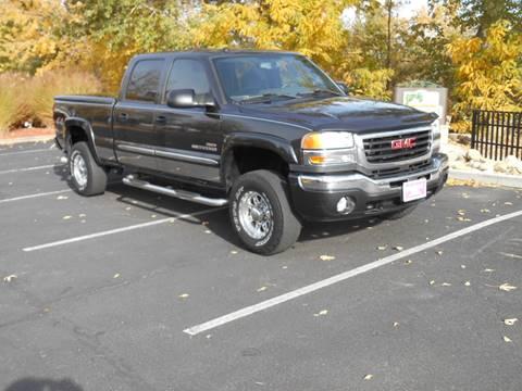 2005 GMC Sierra 2500HD for sale in Boise, ID