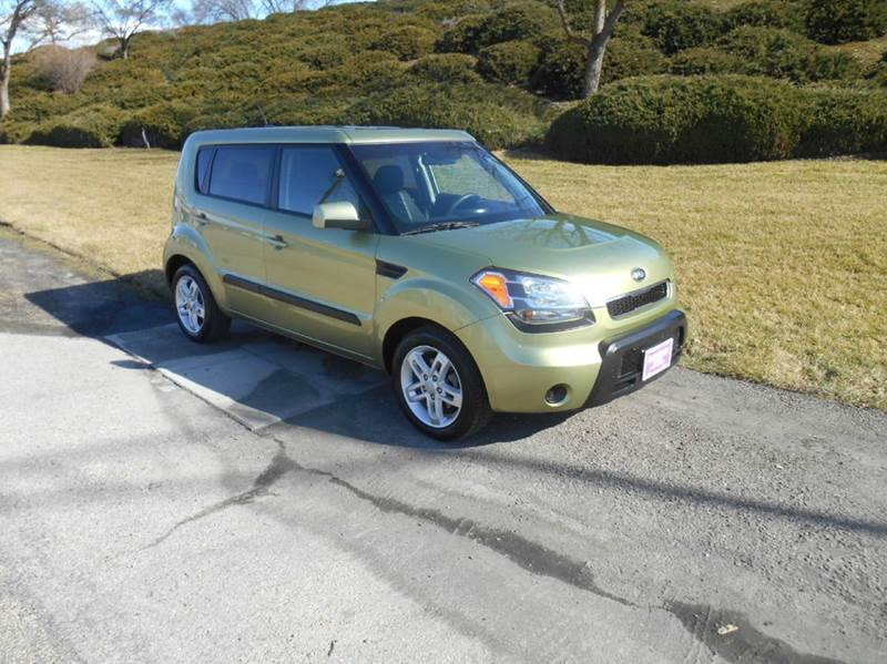 2011 Kia Soul for sale at AUTOTRUST in Boise ID