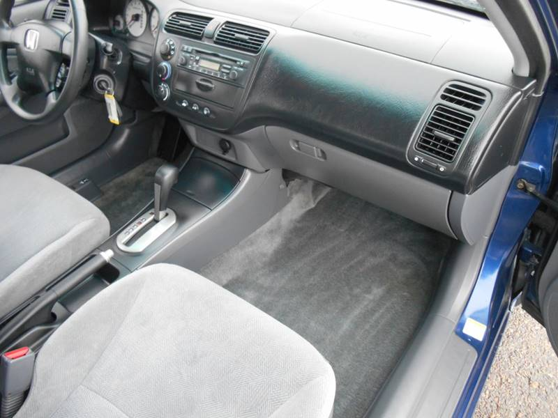 2002 Honda Civic EX 4dr Sedan w/Side Airbags - Boise ID