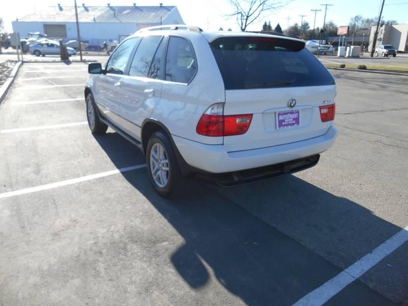 2006 BMW X5 AWD 3.0i 4dr SUV - Boise ID