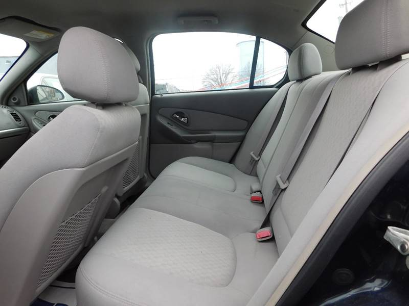 2005 Chevrolet Malibu for sale at Best N Value Auto Sales in Akron OH