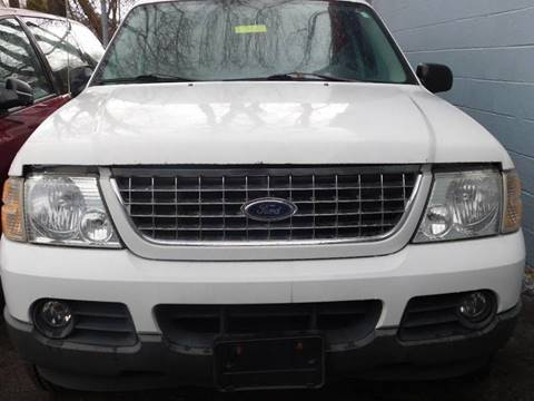 2003 Ford Explorer for sale at Best N Value Auto Sales in Akron OH