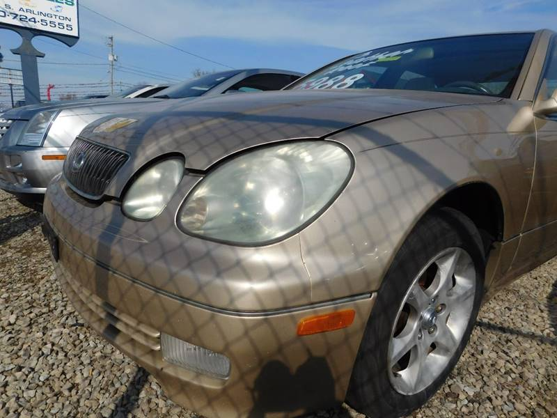 2003 Lexus GS 300 for sale at Best N Value Auto Sales in Akron OH
