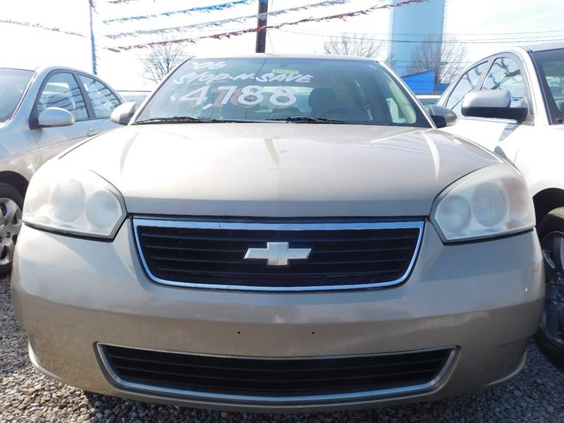 2006 Chevrolet Malibu Maxx for sale at Best N Value Auto Sales in Akron OH