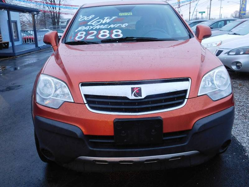 2008 Saturn Vue for sale at Best N Value Auto Sales in Akron OH