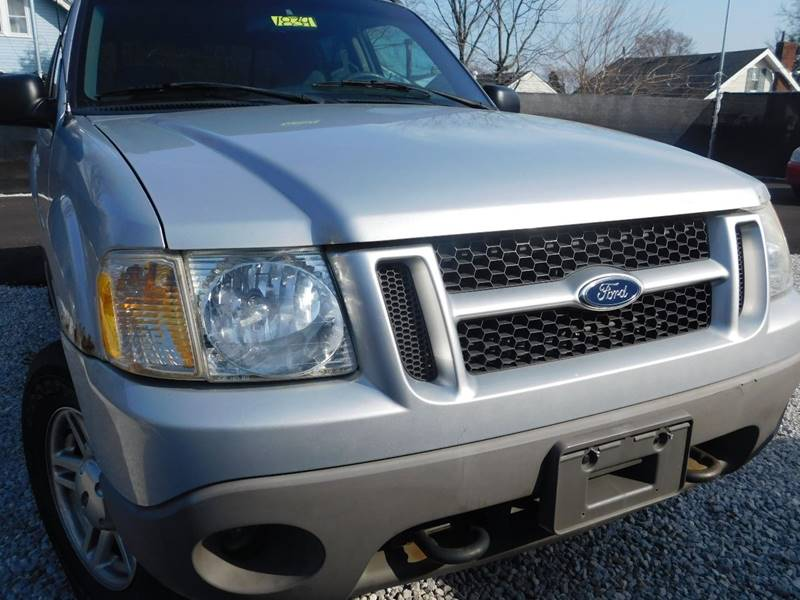 2001 Ford Explorer Sport Trac for sale at Best N Value Auto Sales in Akron OH