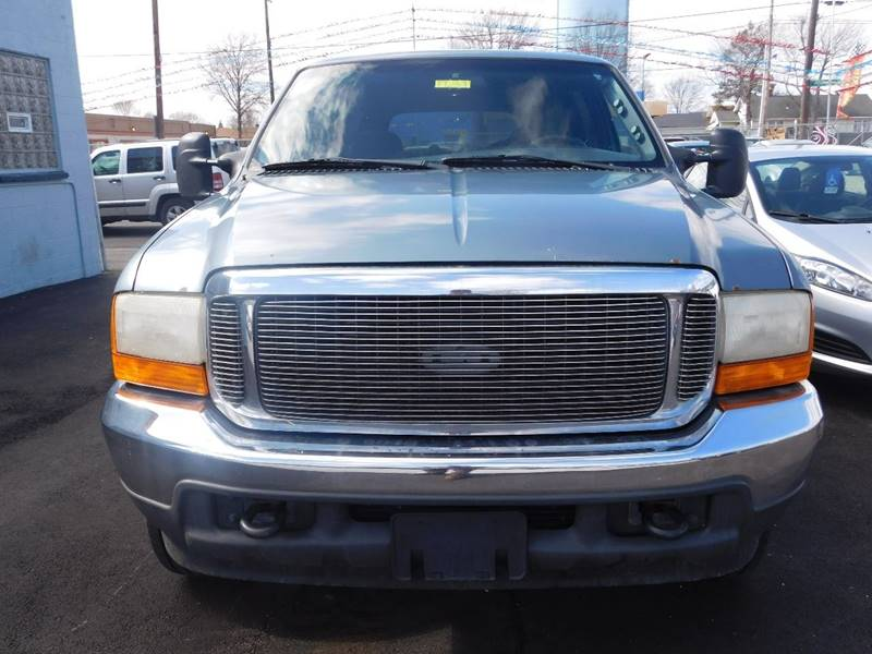 2000 Ford Excursion for sale at Best N Value Auto Sales in Akron OH