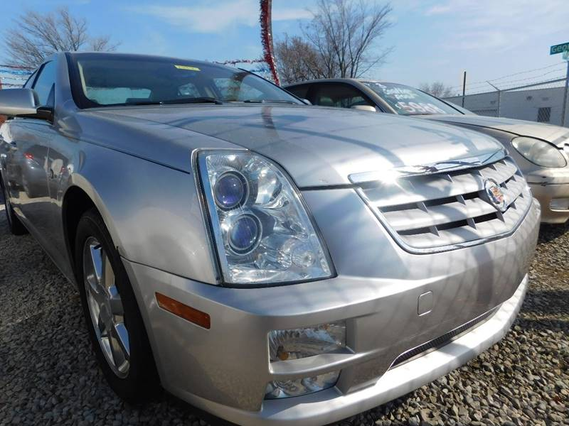 2006 Cadillac STS for sale at Best N Value Auto Sales in Akron OH