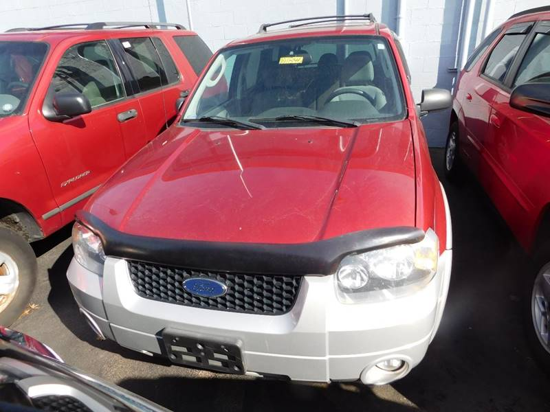 2007 Ford Escape for sale at Best N Value Auto Sales in Akron OH