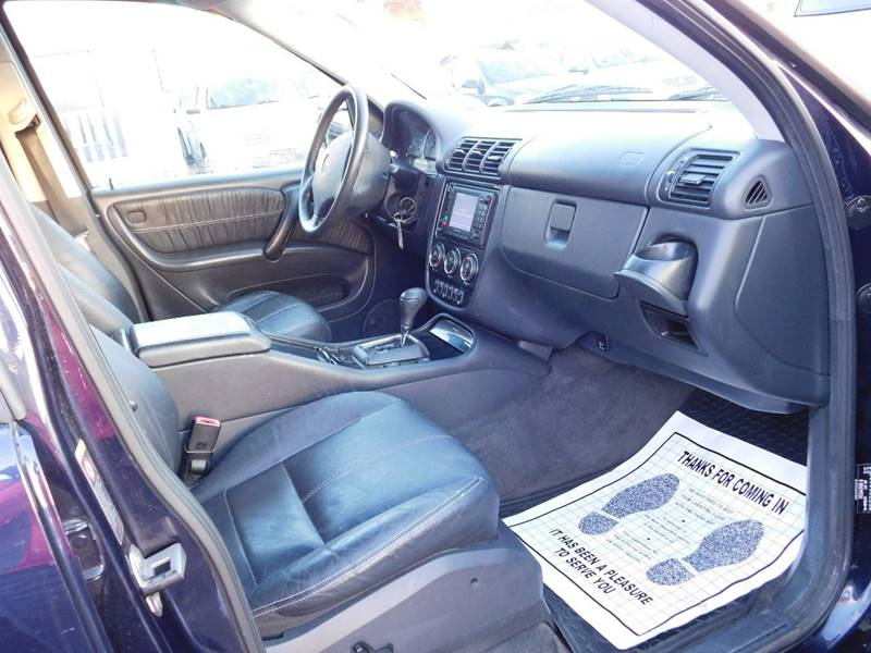 2003 Mercedes-Benz M-Class for sale at Best N Value Auto Sales in Akron OH
