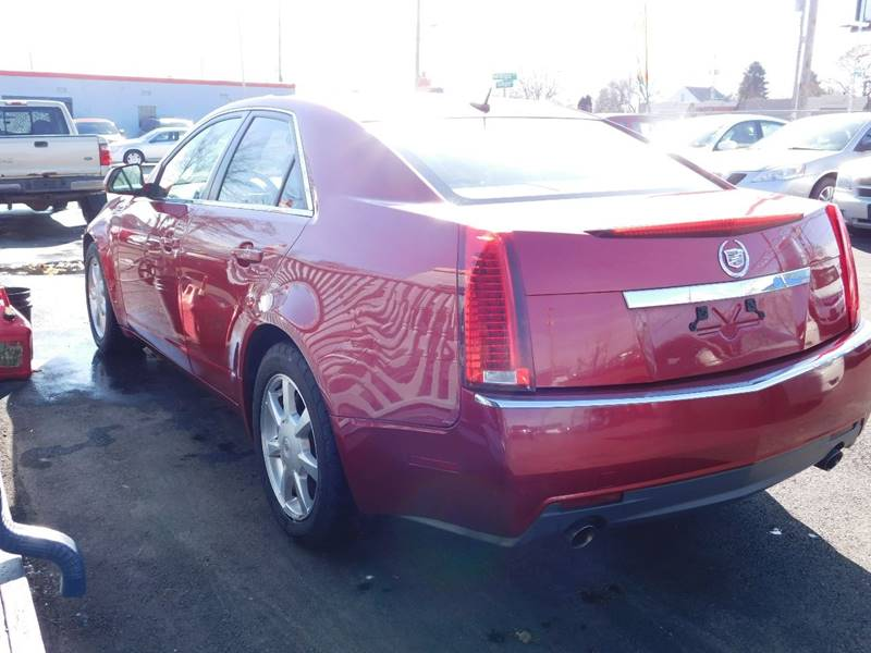 2008 Cadillac CTS for sale at Best N Value Auto Sales in Akron OH