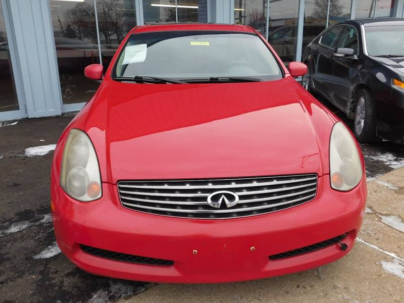 2004 Infiniti G35 for sale at Best N Value Auto Sales in Akron OH
