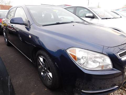 2008 Chevrolet Malibu for sale in Akron, OH