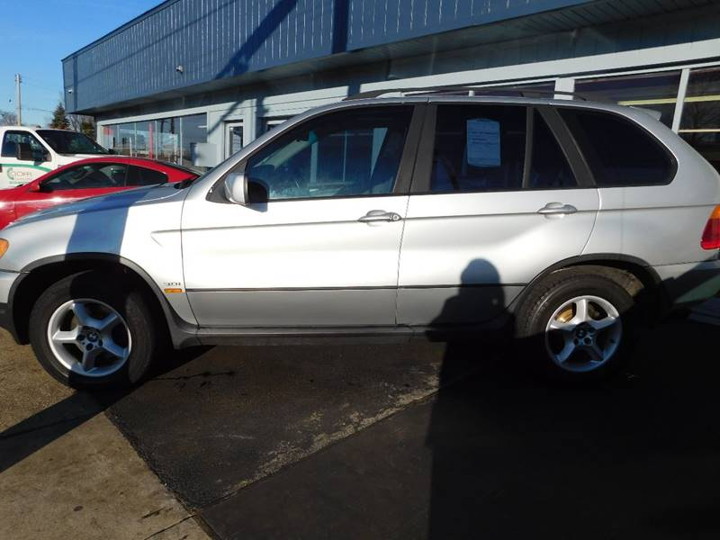 2002 BMW X5 for sale at Best N Value Auto Sales in Akron OH