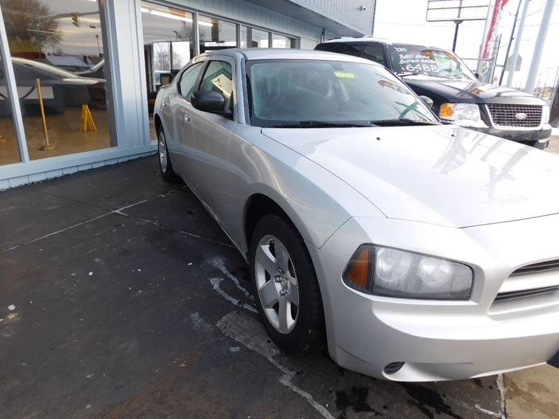 2008 Dodge Charger for sale at Best N Value Auto Sales in Akron OH