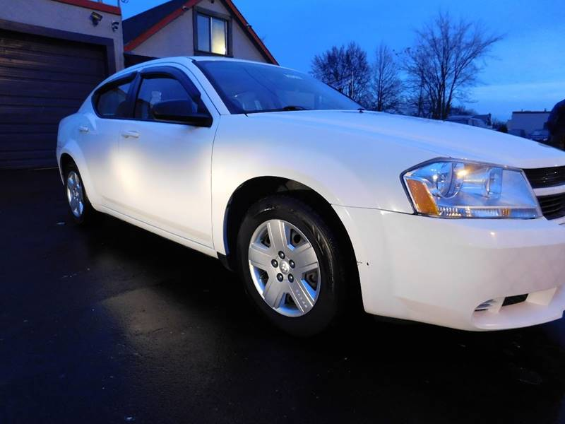 2010 Dodge Avenger for sale at Best N Value Auto Sales in Akron OH