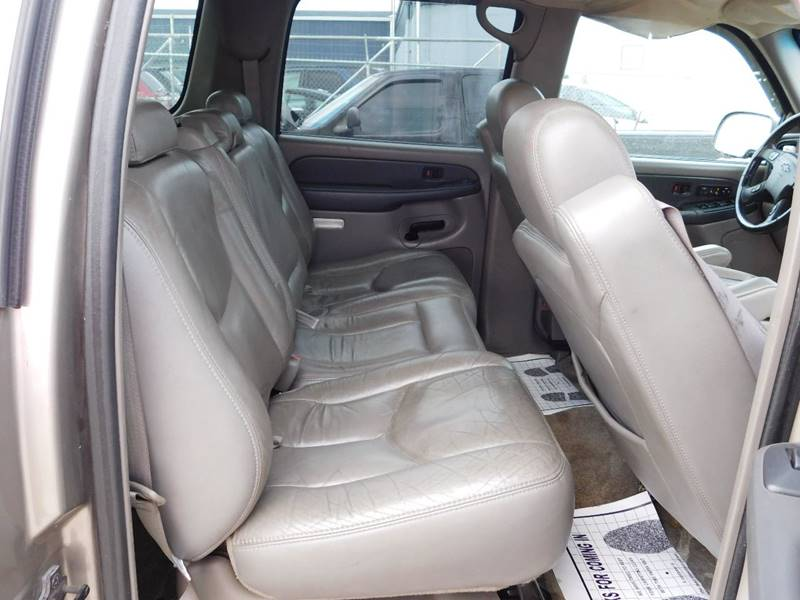 2003 Chevrolet Suburban for sale at Best N Value Auto Sales in Akron OH