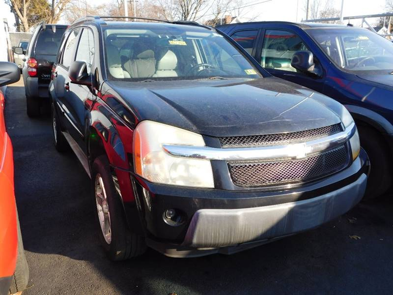 2005 Chevrolet Equinox for sale at Best N Value Auto Sales in Akron OH