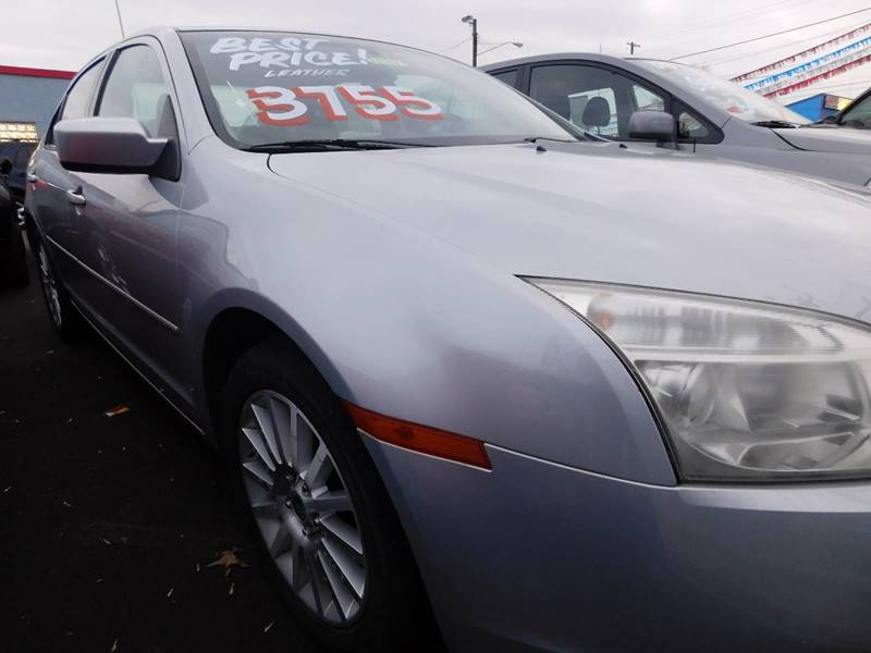 2006 Mercury Milan for sale at Best N Value Auto Sales in Akron OH